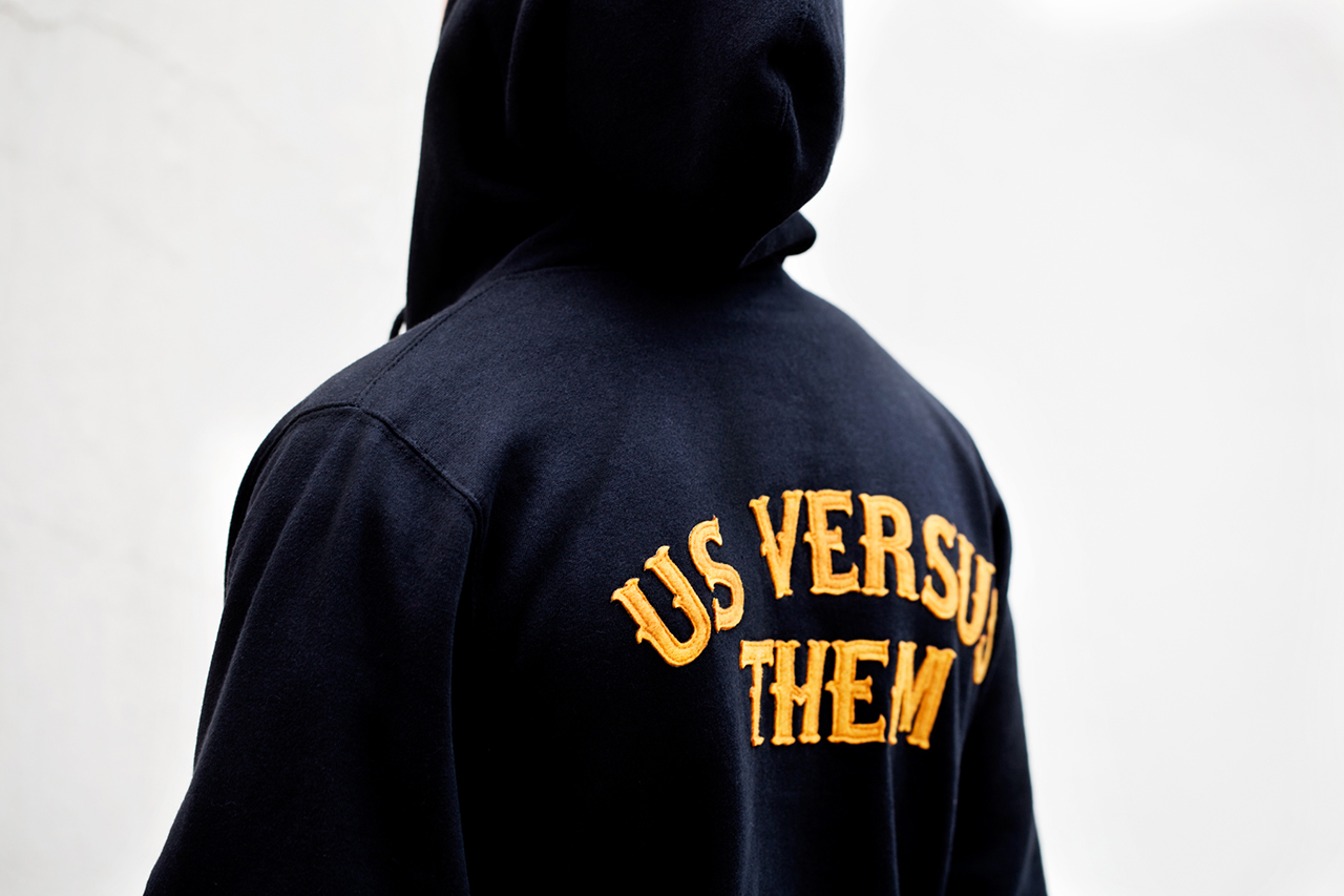 Image of Us Versus Them 2013 Fall/Winter Collection