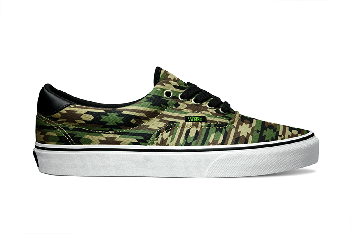 "Image of Vans 2013 Holiday Era 59 ""Native Camo"""