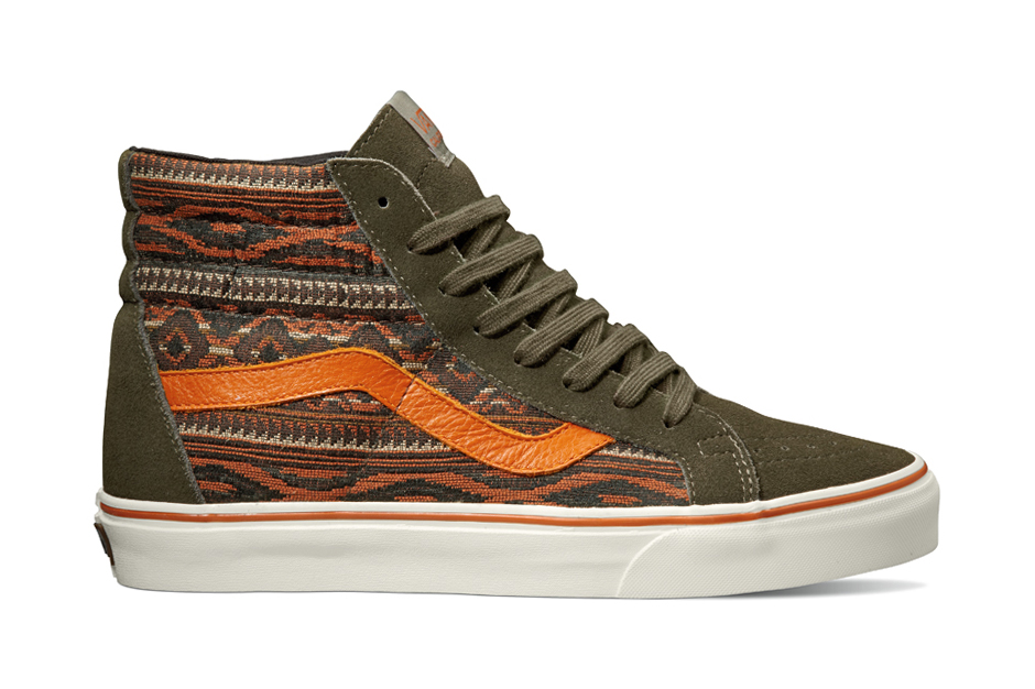 "Image of Vans California 2013 Holiday ""Suede & Woven Textiles"" Collection"