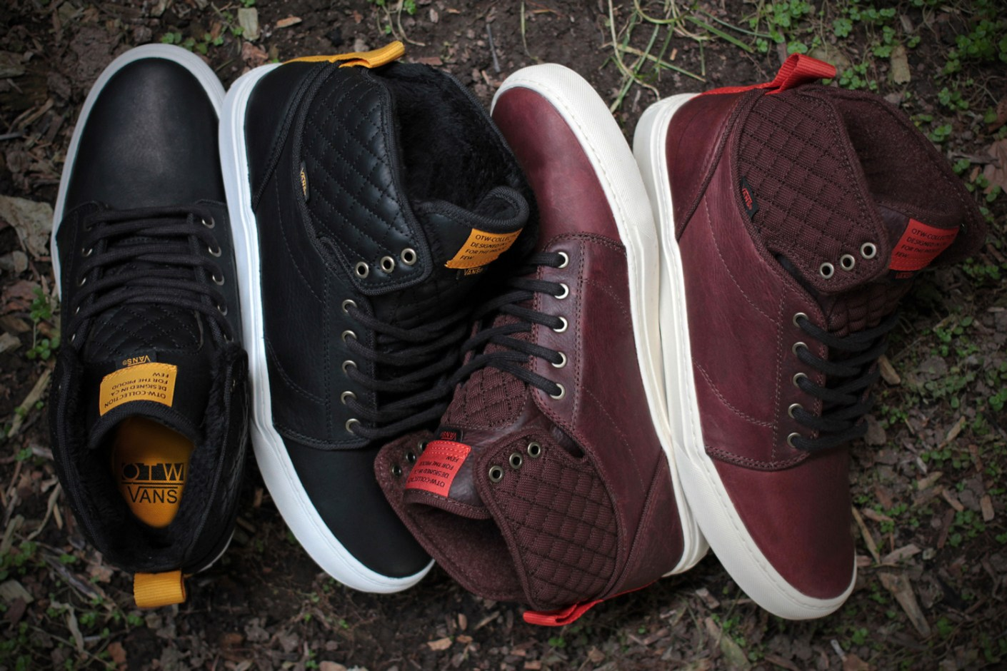 "Image of Vans OTW 2013 Holiday Alomar AW ""Militia"" Pack"