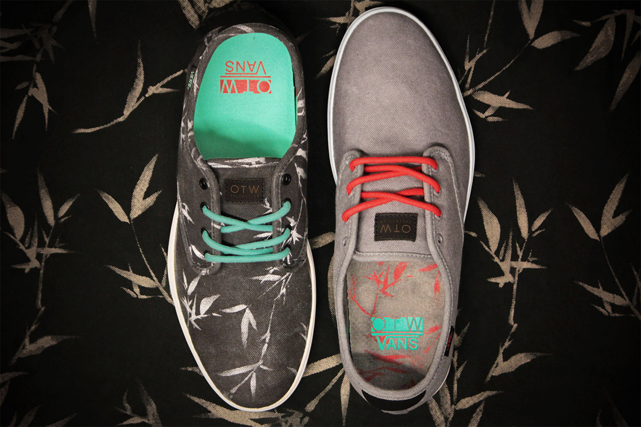 "Image of Vans OTW 2013 Holiday Ludlow ""Bamboo"""