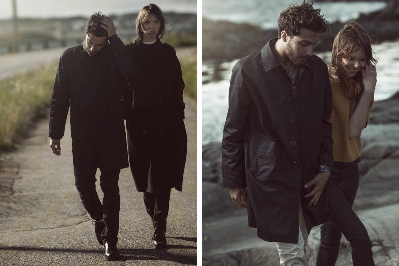 Image of Velour 2013 Fall/Winter Editorial by Sven Eselgroth