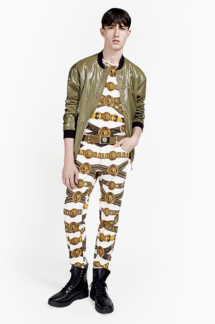 Image of Versus Versace 2014 Spring/Summer Lookbook