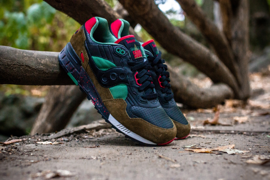 "Image of West NYC x Saucony Shadow 5000 ""Cabin Fever"""