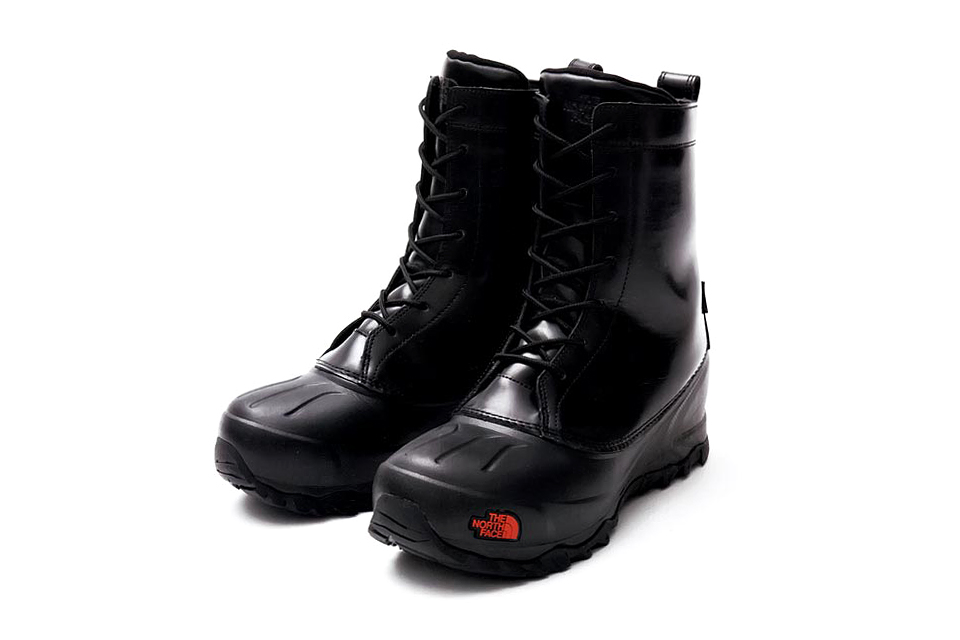 "Image of WHIZ LIMITED x The North Face 2013 Winter Snow Shot 8"" Boot"