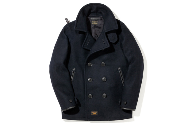 Image of WTAPS 2013 Fall/Winter Pea Coat