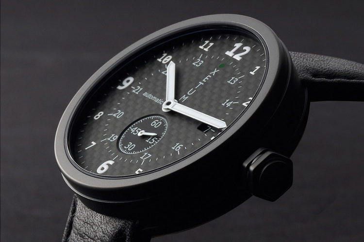 Image of Xetum Tyndall PVD Carbon Limited Edition Watch