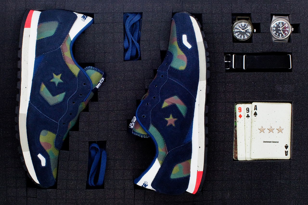 Image of XLARGE x Converse Japan 2013 Winter XR991 Preview
