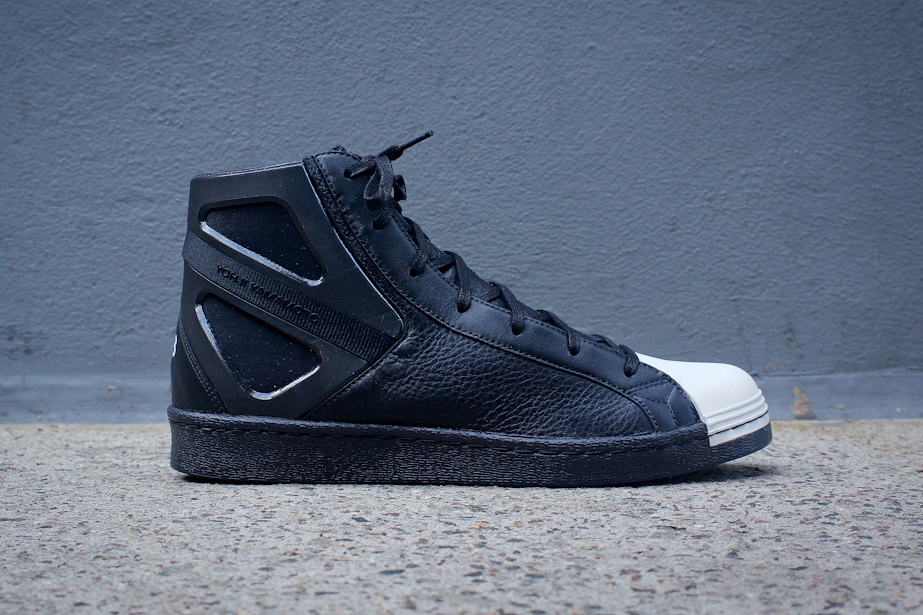 Image of Y-3 2013 Fall/Winter Smooth Model Hi