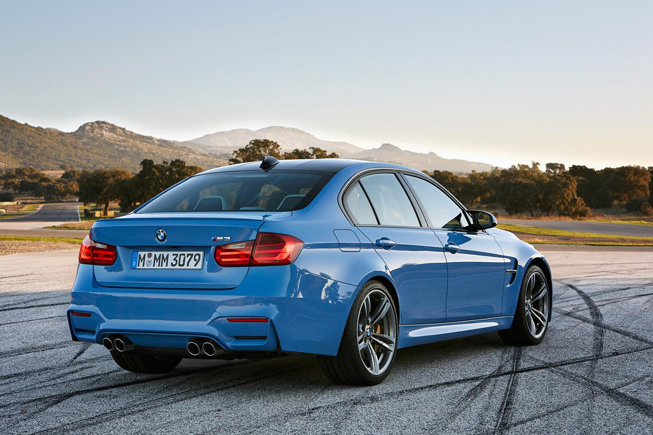 Image of 2015 BMW M3 & M4