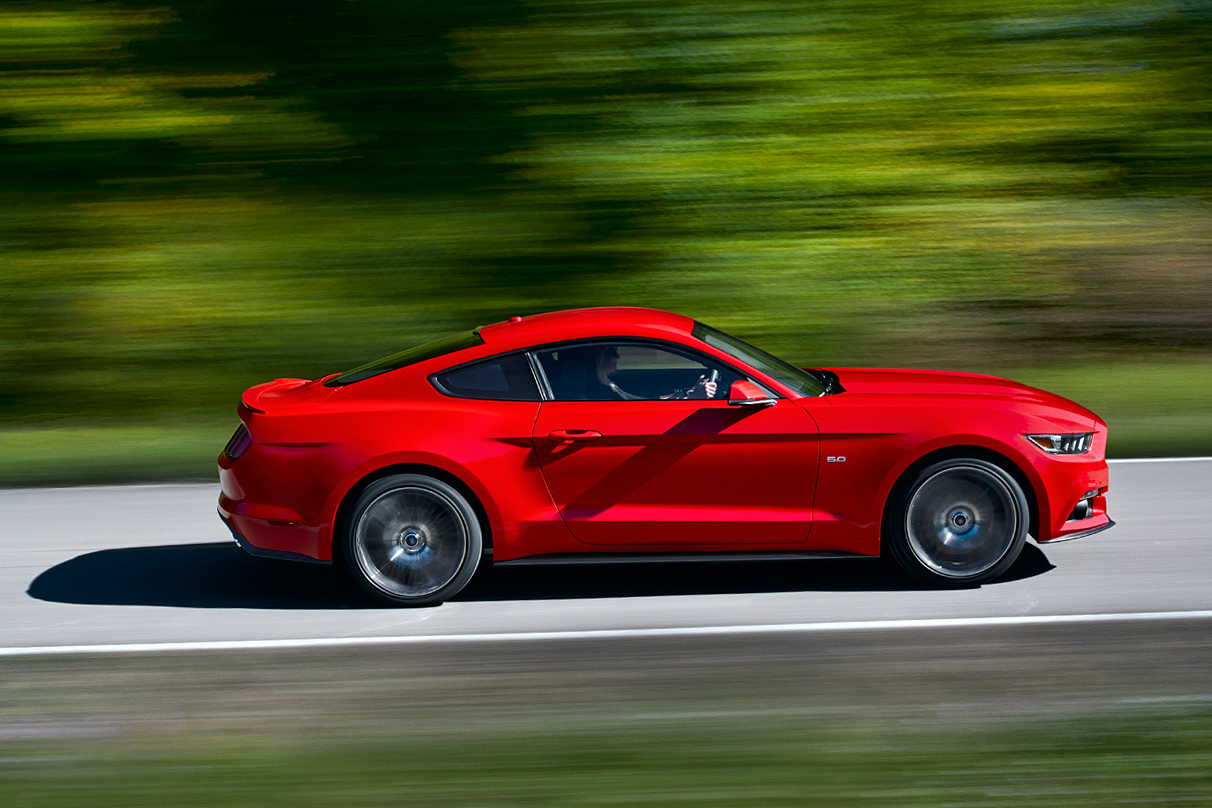 Image of 2015 Ford Mustang