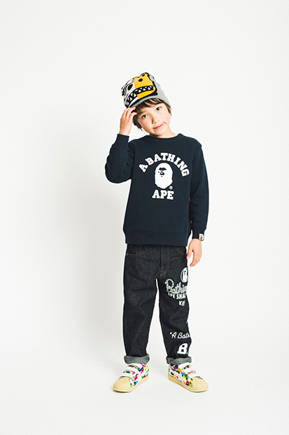 Image of A Bathing Ape 2014 Spring/Summer Kids Capsule Collection