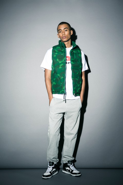 Image of A Bathing Ape 2014 Spring/Summer Lookbook