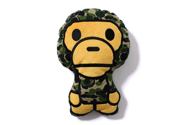 Image of A Bathing Ape MILO ABC CUSHION