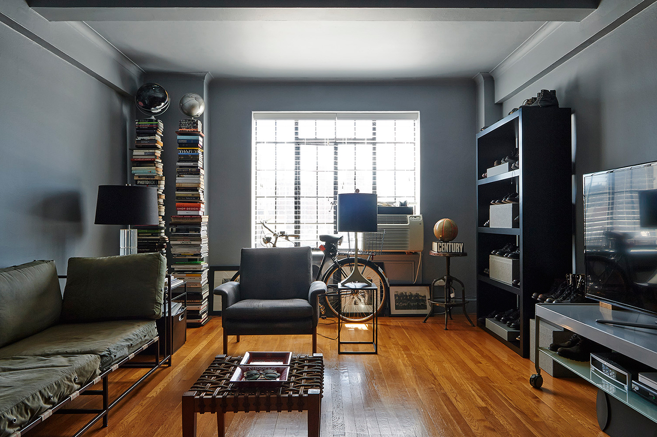 Image of A Look Inside Nick Wooster's New York City Home