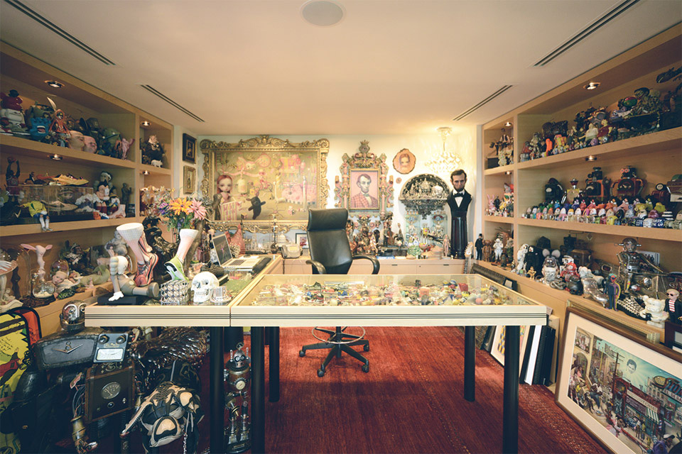 Image of A Look Inside Nike CEO Mark Parker's Office