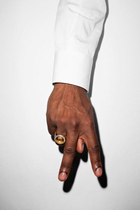 Image of A$AP Rocky by Terry Richardson for Purple Magazine