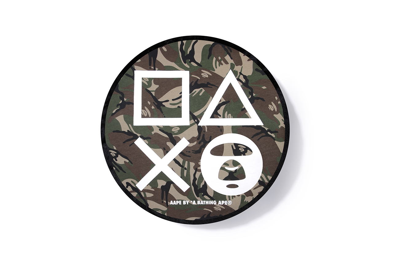 Image of AAPE by A Bathing Ape x PlayStation 4 2013 Capsule Collection