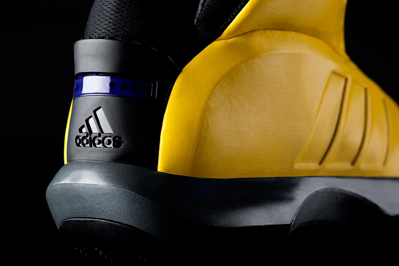 Image of adidas Basketball's Crazy 1 Returns