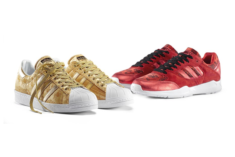 Image of adidas Originals 2014 Chinese New Year Pack