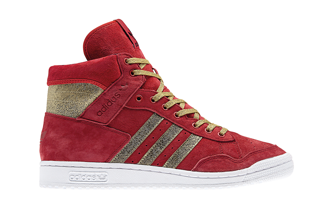 Image of  adidas Originals 2014 Chinese New Year Sport Pack