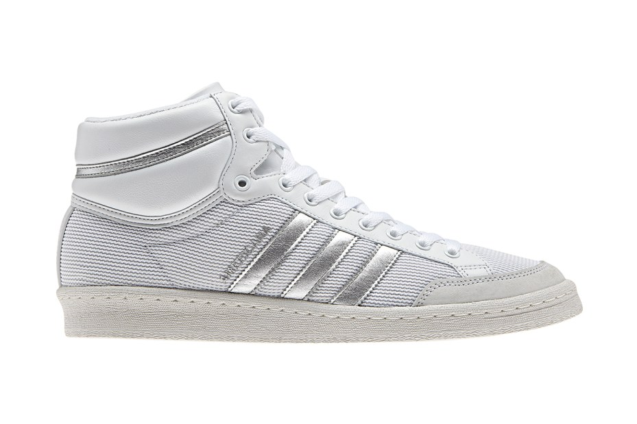 "Image of adidas Originals 2014 Spring/Summer Americana Hi 88 ""Metallic"""