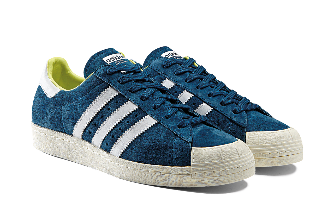 Image of adidas Originals 2014 Spring/Summer Halfshell 80s