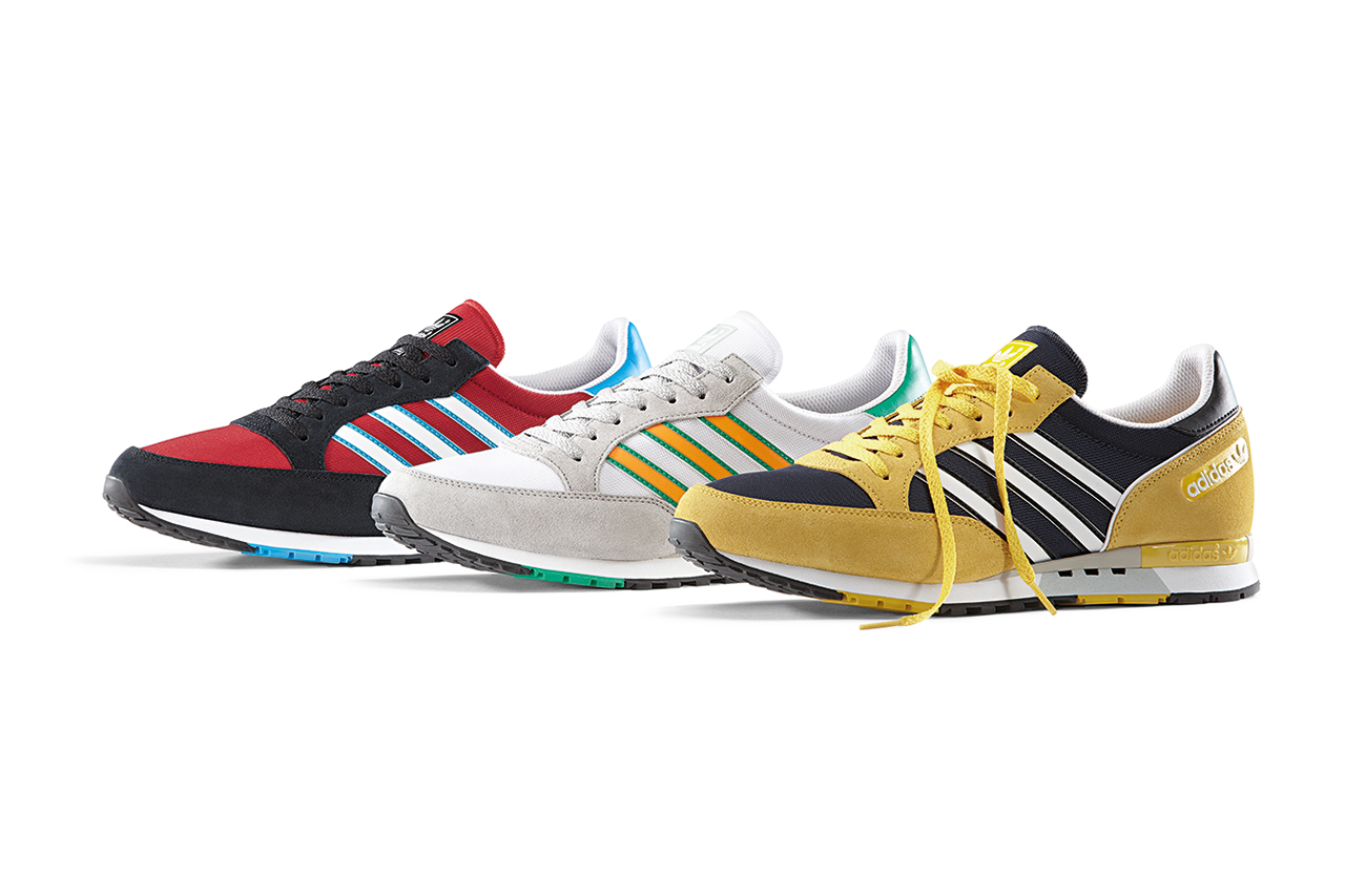 "Image of adidas Originals 2014 Spring/Summer ""Phantom Pack"""