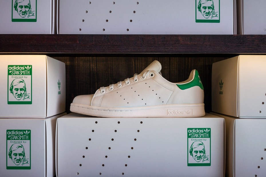 "adidas Originals ""The Stan Smith's: Return of the Classic"" Exhibition @ Dahood Shanghai Recap"
