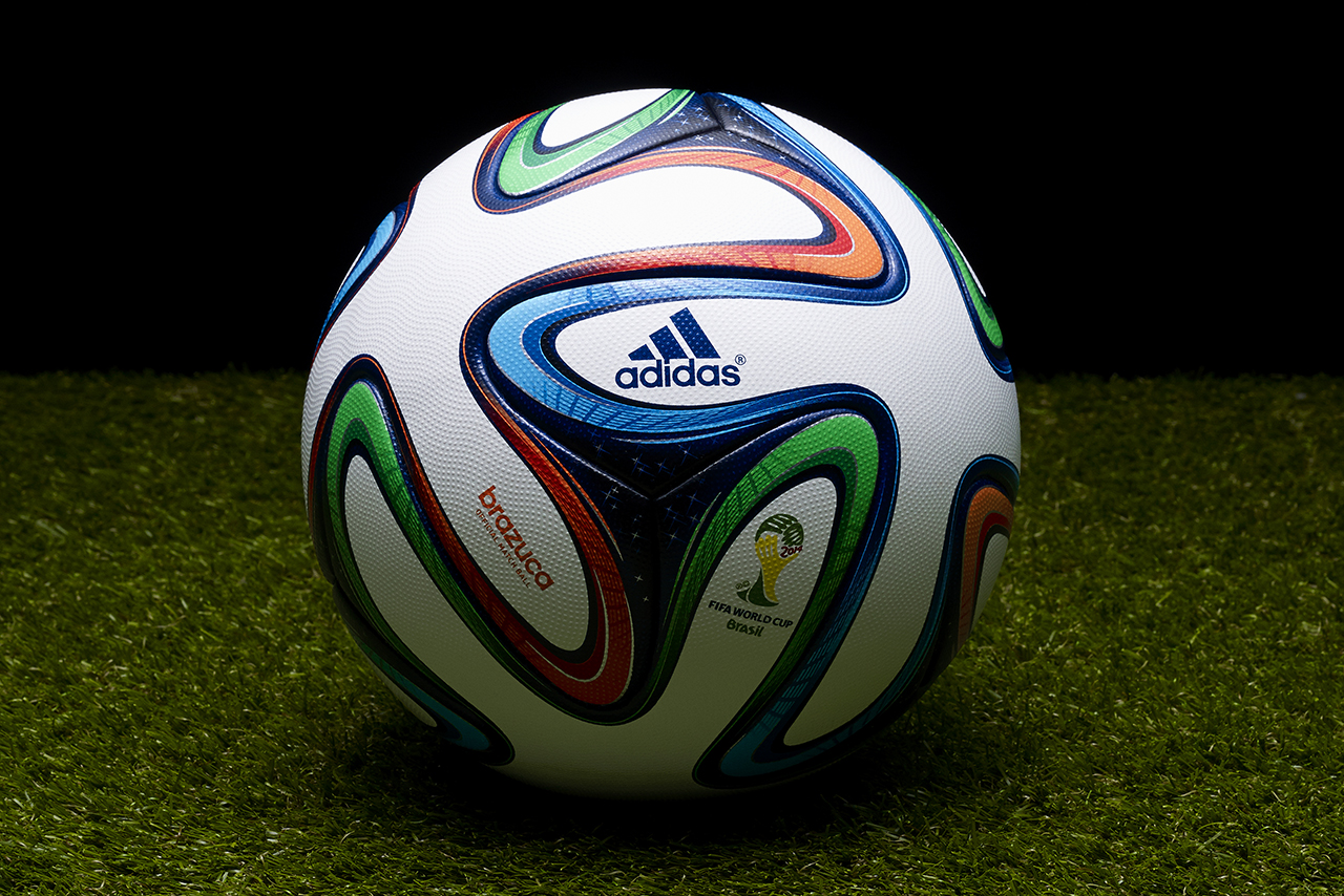 Image of adidas Unveils the Official Match Ball of the 2014 FIFA World Cup in Brazil
