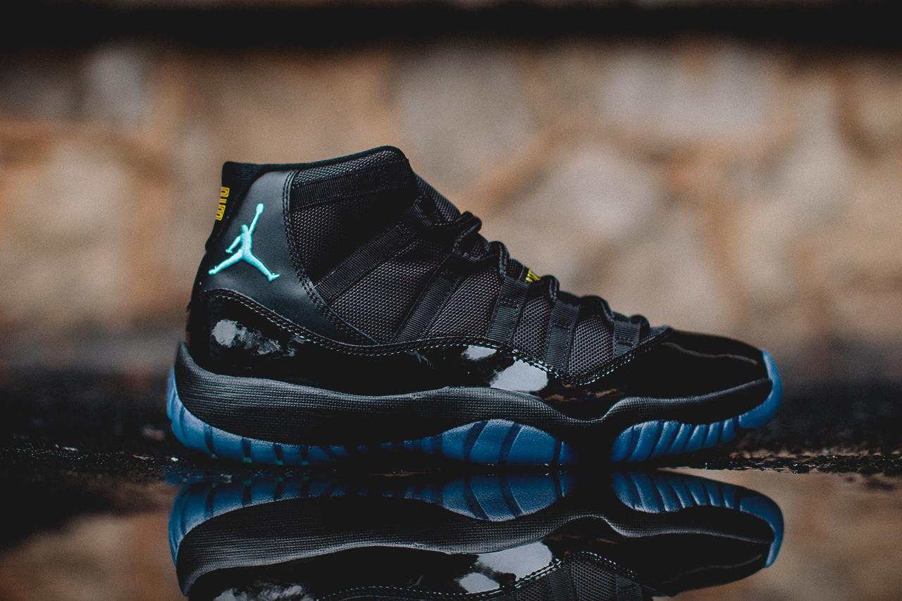 "Image of Air Jordan 11 Retro ""Gamma Blue"""