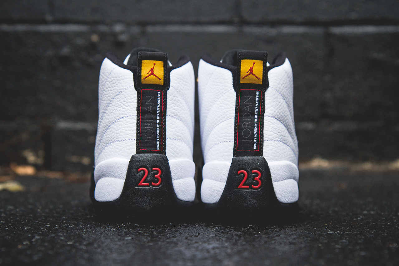 "Image of Air Jordan 12 Retro ""Taxi"""