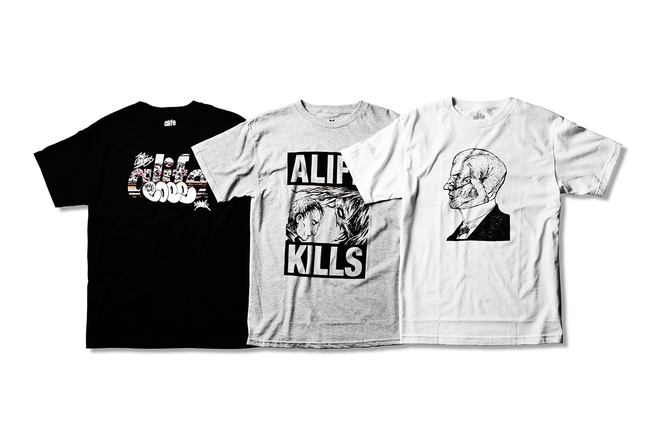 Image of ALIFE 2013 Fall/Winter T-Shirts