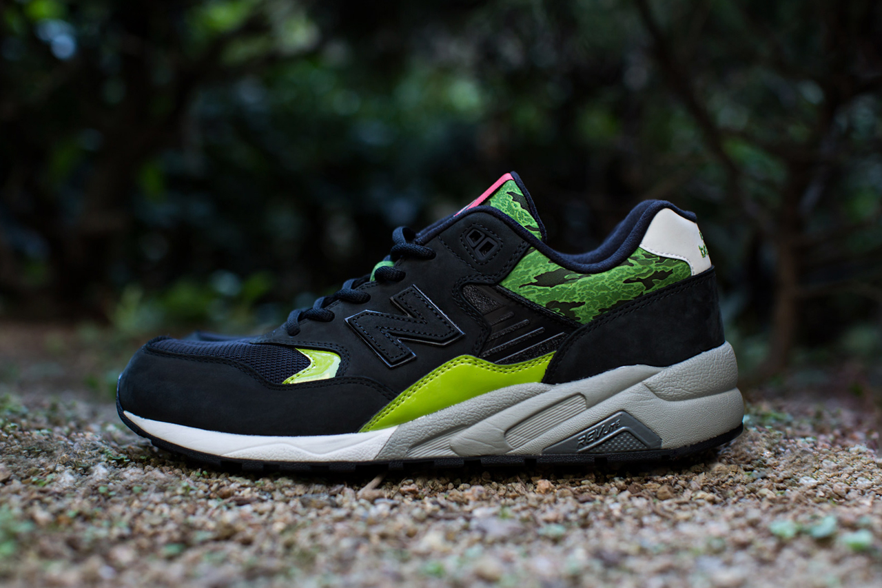 Image of mita sneakers x SBTG x New Balance MRT580SM