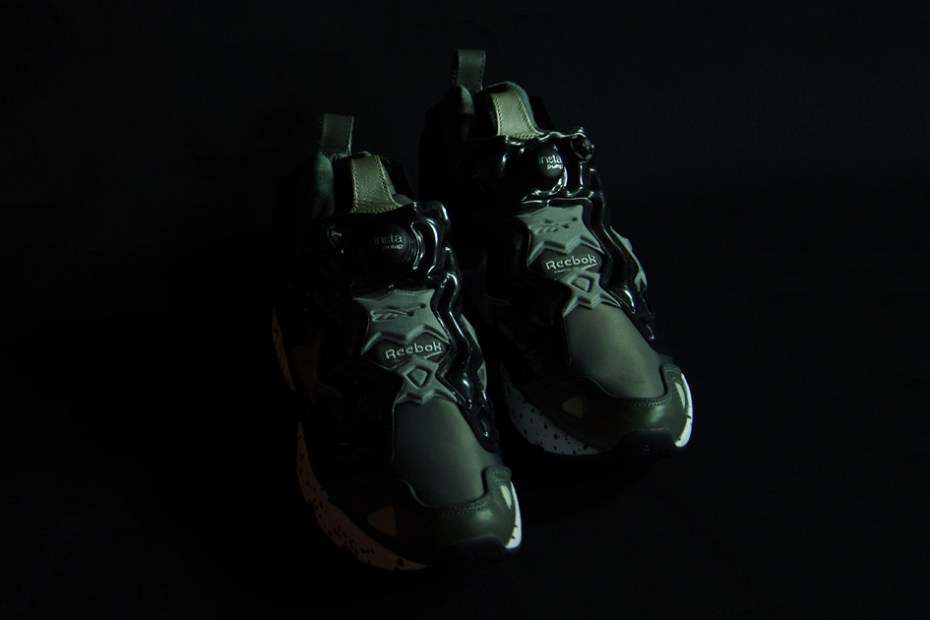 Image of ANDSUNS x mita sneakers x Reebok Insta Pump Fury Preview