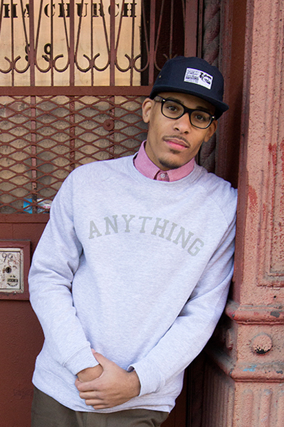 Image of aNYthing 2013 Fall/Winter Lookbook by Ricky Powell