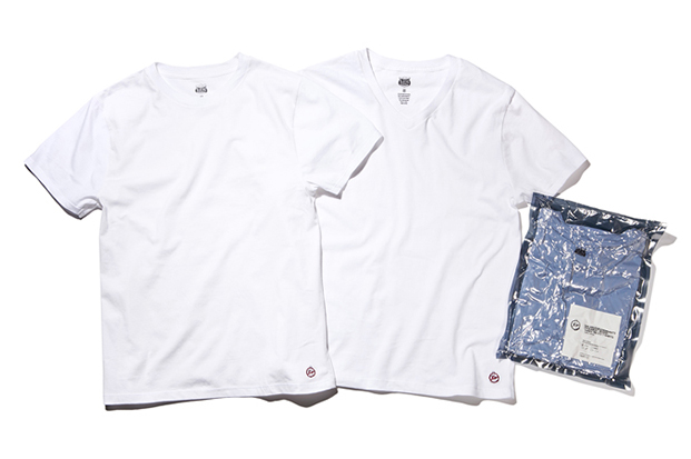 Image of BALABUSHUKA REMNANTS x fragment design T-Shirt Pack