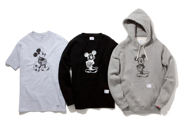 "Image of BEDWIN & THE HEARTBREAKERS ""Disney"" Capsule Collection"