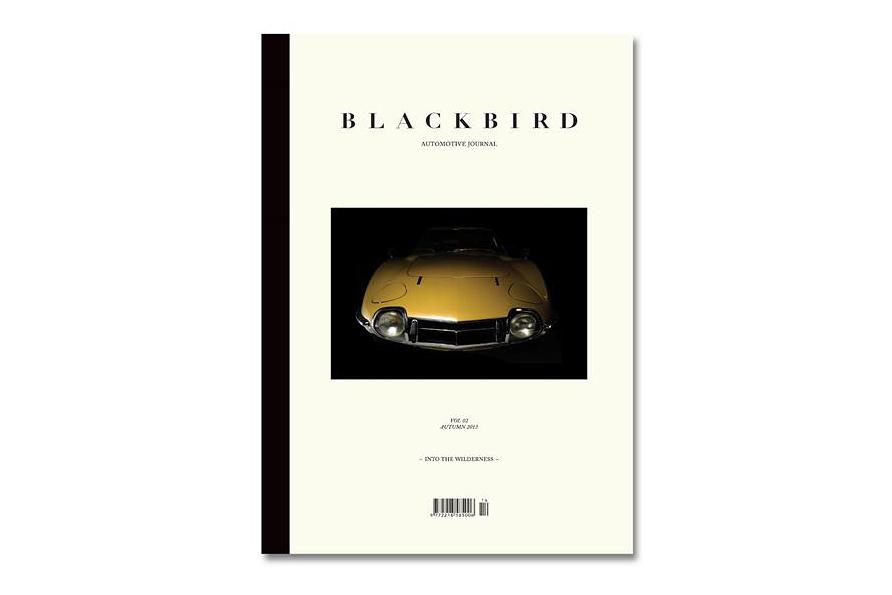 "Image of Blackbird Vol. 2 ""Into The Wilderness"""