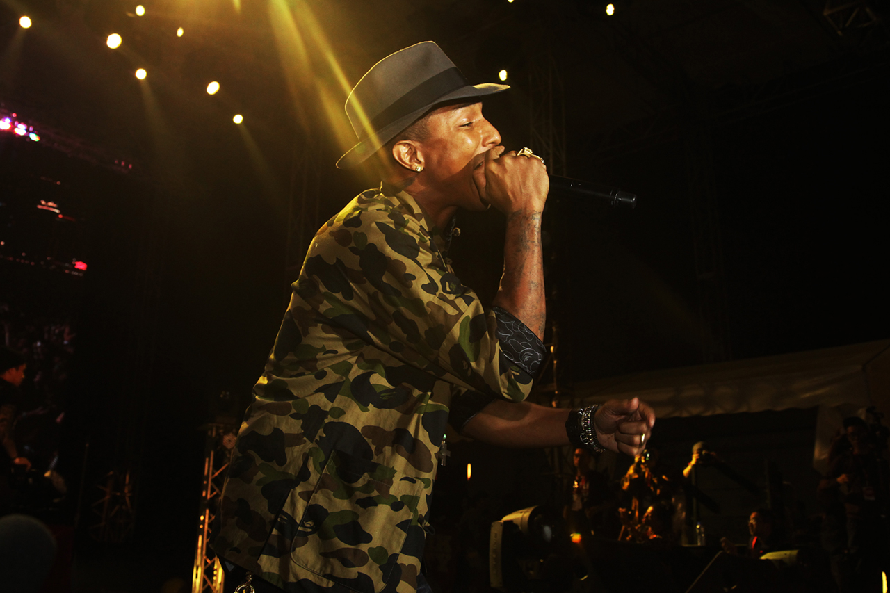 Image of BLOHK PARTY 2013 Curated by Pharrell Williams for i am OTHER Entertainment Recap