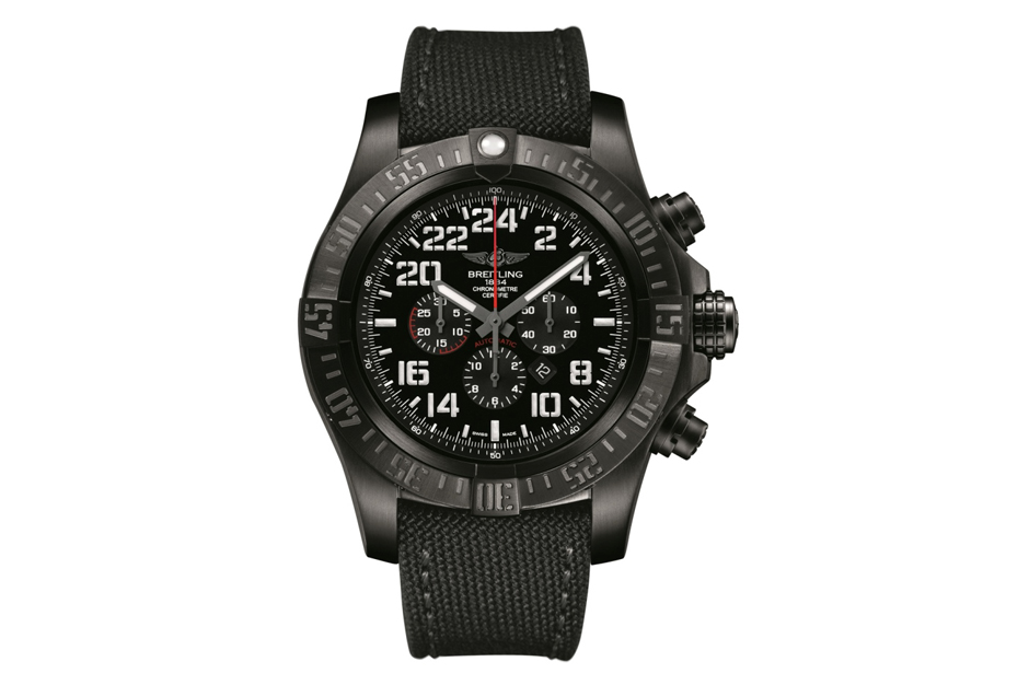 Image of Breitling Super Avenger Military Limited Edition Watch