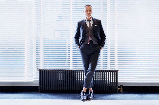 Image of Business of Fashion Interviews Thom Browne