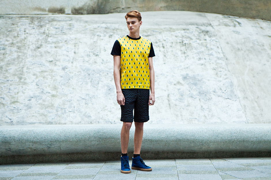 Image of Carven 2014 Spring/Summer Editorial