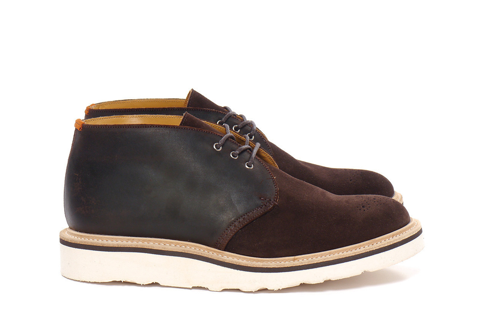 Image of CASH CA x Tricker's 2013 Fall/Winter Footwear Collection