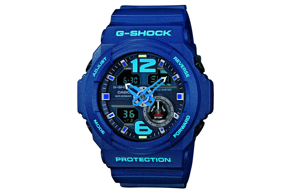 "Image of Casio G-Shock 2014 ""Big Case"" Collection"