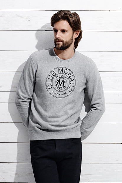 Image of Club Monaco x Reigning Champ 2013 Holiday Capsule Collection Preview