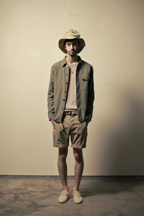 Image of Curators 2014 Spring/Summer Collection