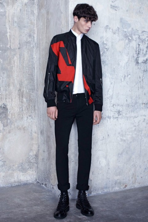Image of Dior Homme 2014 Pre-Fall Lookbook