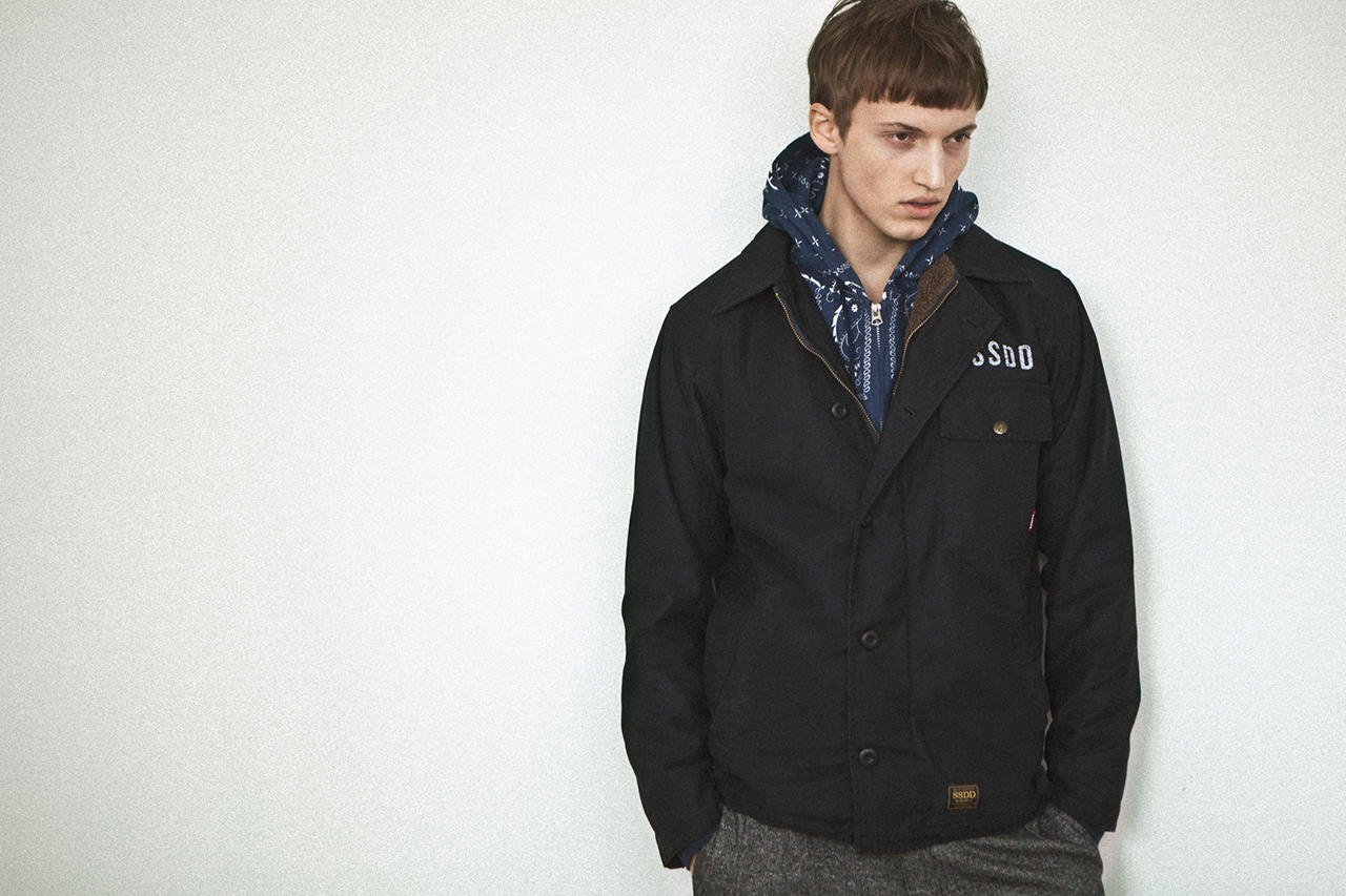 Image of FUCT SSDD 2013 Fall/Winter Collection