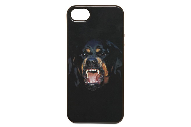 Image of Givenchy Rottweiler iPhone 5 Hard Case